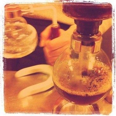 サイフォンコーヒーの魅力とは