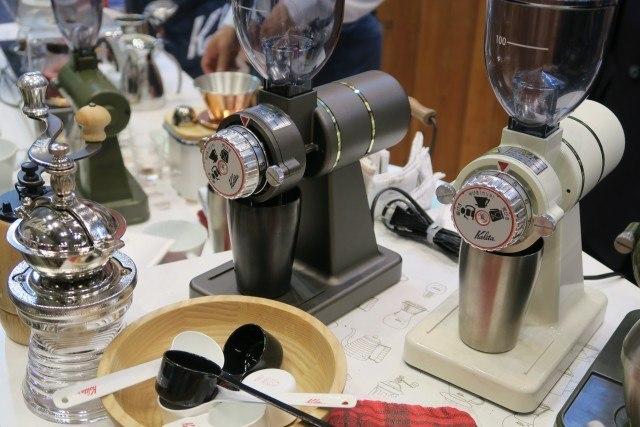 カリタのコーヒーミル価格相場