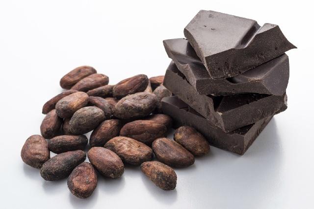 カカオ豆 チョコレート