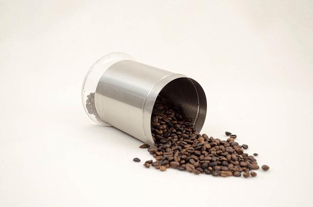 コーヒーの保存容器と保存方法について