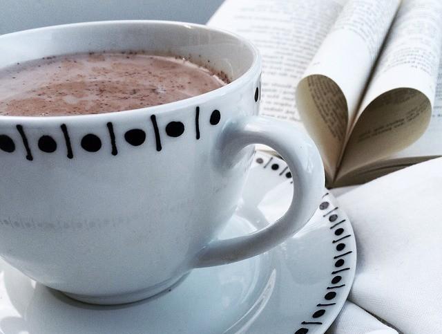 ココアはコーヒー飲料ではない?