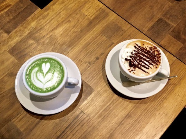 Cafe Kitsune_mocha