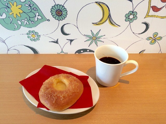 Cawaii Bread & Coffee_hotcoffee