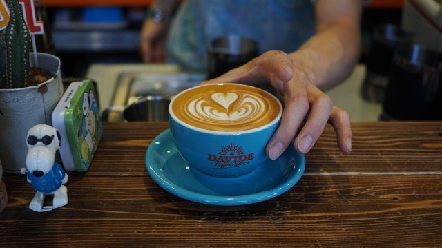 DAVIDE Coffee Stop_coffee