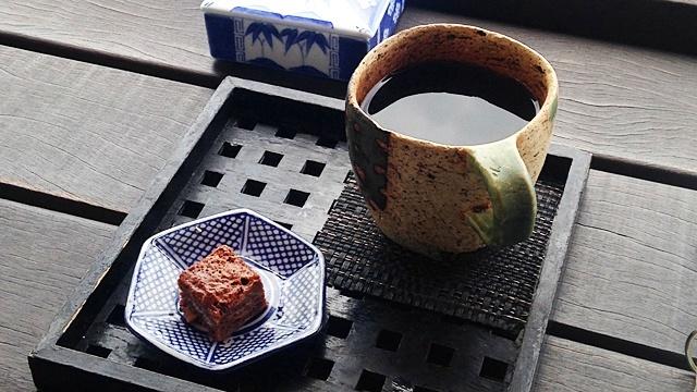 和カフェたらそ_コーヒー