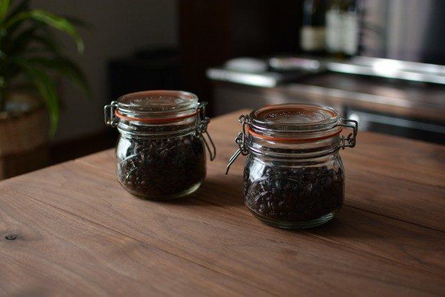 コーヒーの保存容器の種類と特徴