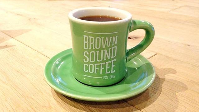 BROWN SOUND COFFEE(ブラウンサウンドコーヒー) 津田沼