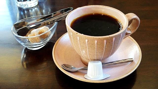 cafe柚_コーヒー
