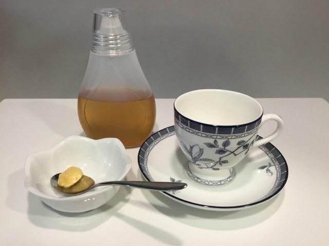 ジンジャーコーヒーの作り方【フレーバーコーヒーのレシピ】