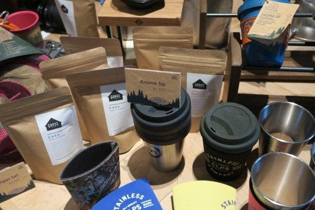 池尻大橋コーヒータウンフェスティバル jamstandcoffee goods