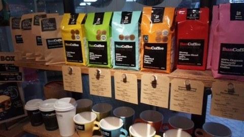 サスティナブルコーヒー認証