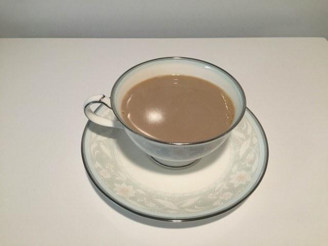 豆乳コーヒー_完成