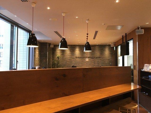 Cafe Lexcel_interior