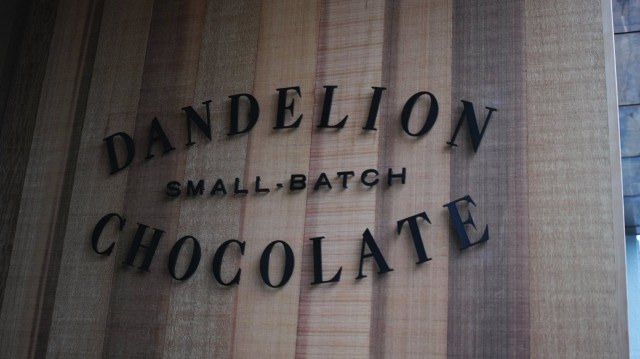 Dandelion Chocolate_logo