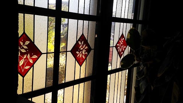 FOUGASSE_窓ガラス
