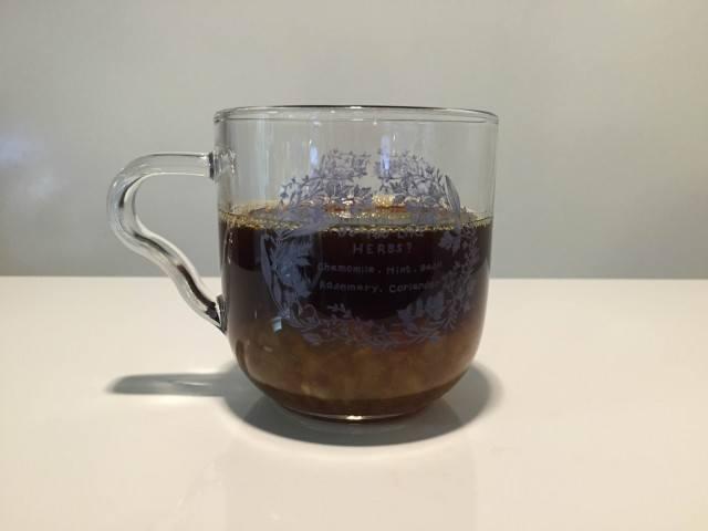 マーマレードコーヒー_完成