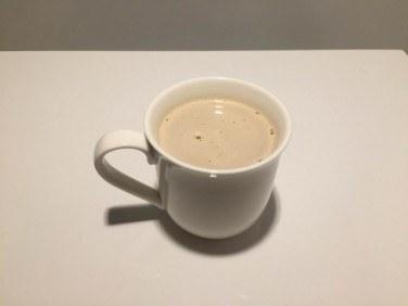 ホワイトチョコレートコーヒーの作り方【フレーバーコーヒーのレシピ】