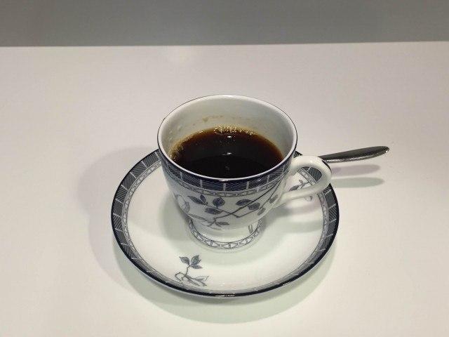 ジンジャーコーヒー_完成