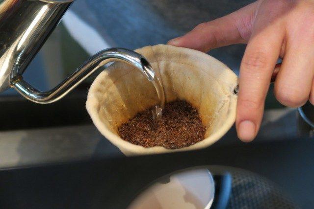 池尻大橋コーヒータウンフェスティバル The Workers Coffee & Bar drip