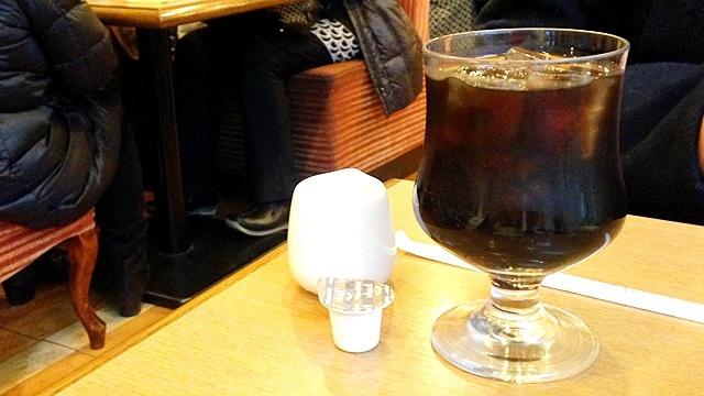 CafeRestフラワー_アイスコーヒー