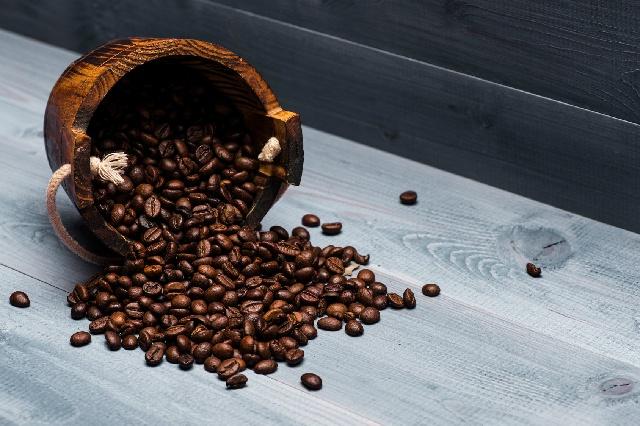 エイジングコーヒー_熟成_樽_コーヒー豆
