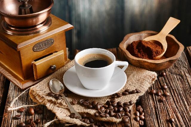 コーヒーミル_臼歯式
