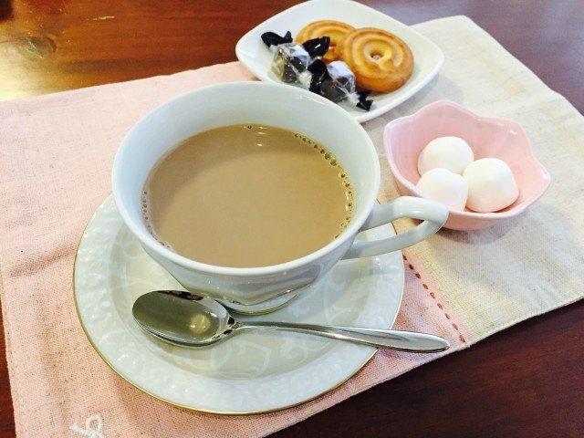 ショコラオレの作り方【フレーバーコーヒーレシピ】