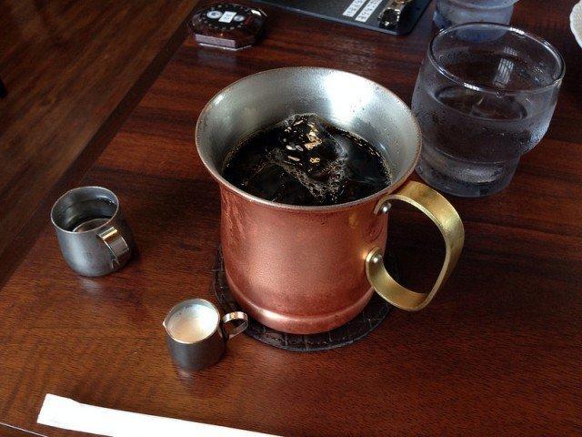 冷コオと呼ばれるコーヒーとは