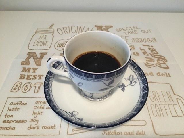 2インスタントコーヒー