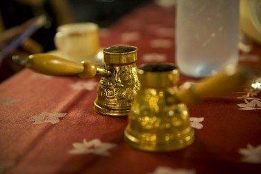 トルコ式コーヒーに欠かせないイブリックとは