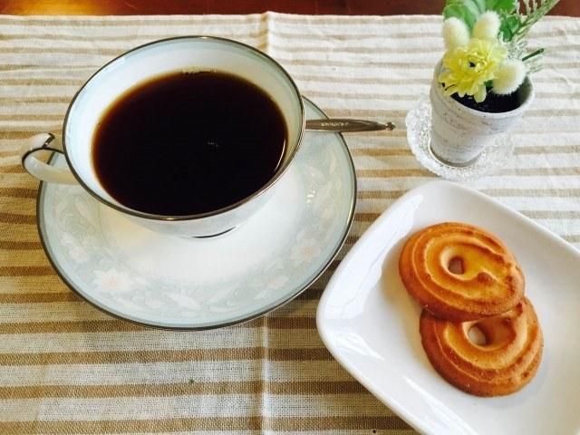 りんごコーヒーの作り方【フレーバーコーヒーのレシピ】