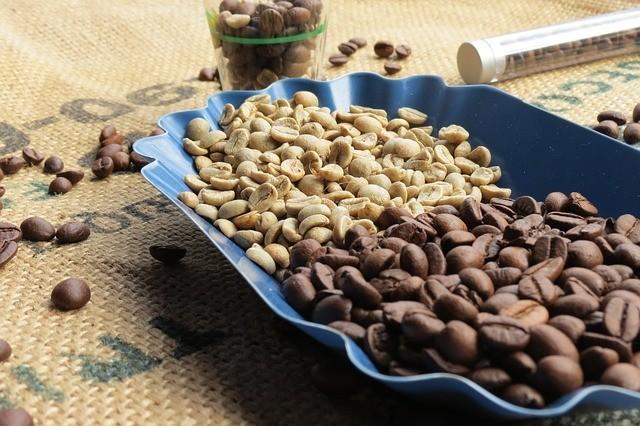 コーヒーの焙煎前の状態の「生豆」が出来るまで
