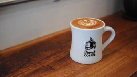 Turret Coffee latte 480x269