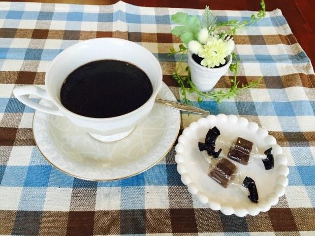 ココアコーヒーの作り方【フレーバーコーヒーのレシピ】