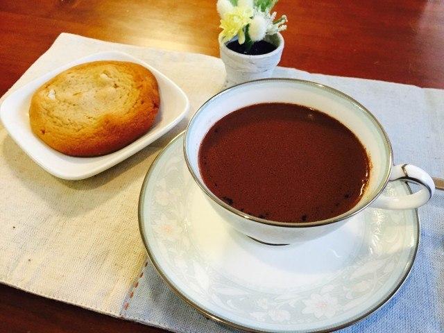 チョコレートレシピ: チョコレートコーヒーの作り方【フレーバーコーヒーのレシピ