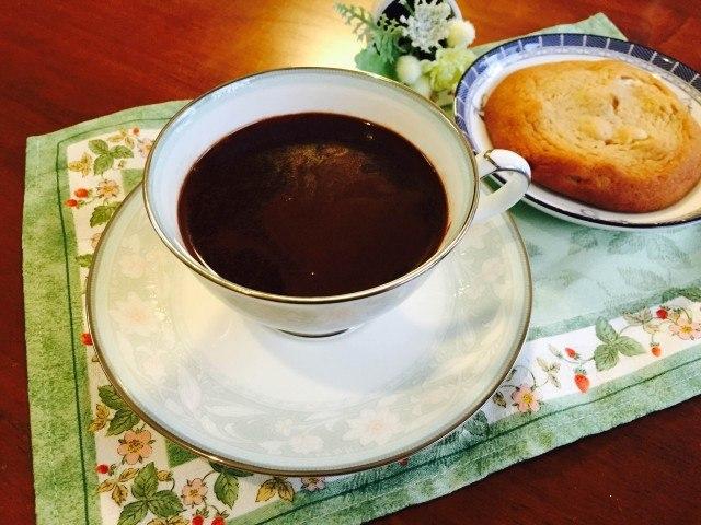 チョコチップコーヒーの作り方【フレーバーコーヒーのレシピ】