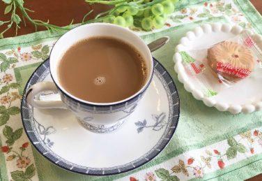バニラココナッツコーヒーの作り方【フレーバーコーヒーのレシピ】