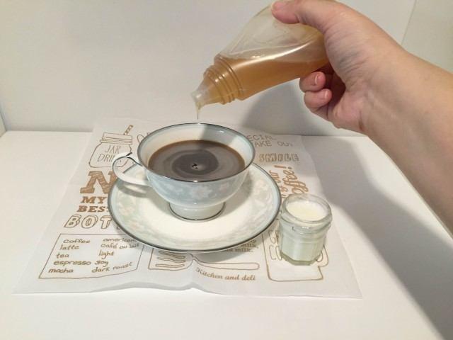 ジャスミン茶コーヒーアレンジ2