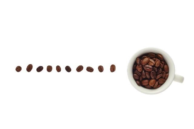 コンビニコーヒー豆