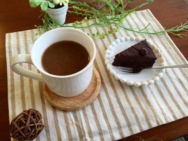 ピーナッツコーヒーの作り方【フレーバーコーヒーのレシピ】
