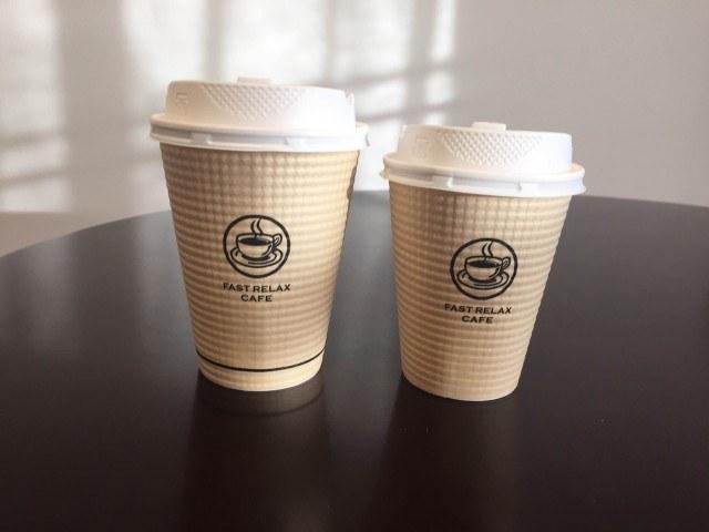 FAST RELAX CAFÉの特徴
