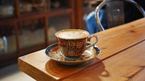 from afar 倉庫01_latte