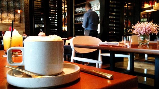 【世界のコーヒー】マリーナベイサンズで大人な時間を過ごす