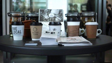 COFFEE COLLECTION around KANDA NISHIKICHO 2016 Spring_day2