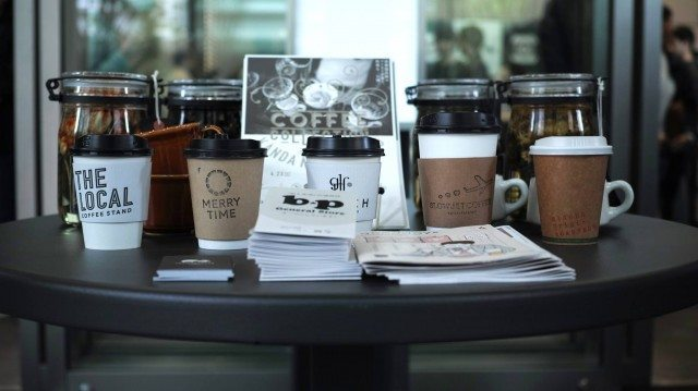 COFFEE COLLECTION around KANDA NISHIKICHO 2016 Spring