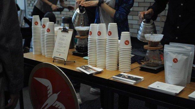 COFFEE COLLECTION around KANDA NISHIKICHO 2016 Spring_fuglen tokyo booth