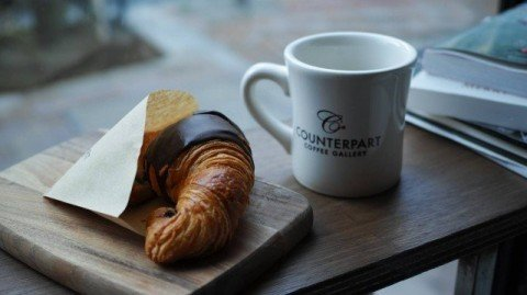 COUNTERPART COFFEE GALLERY_coffee and food