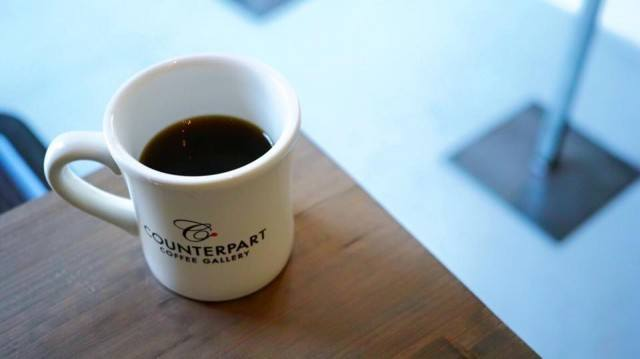 COUNTERPART COFFEE GALLERY_coffee