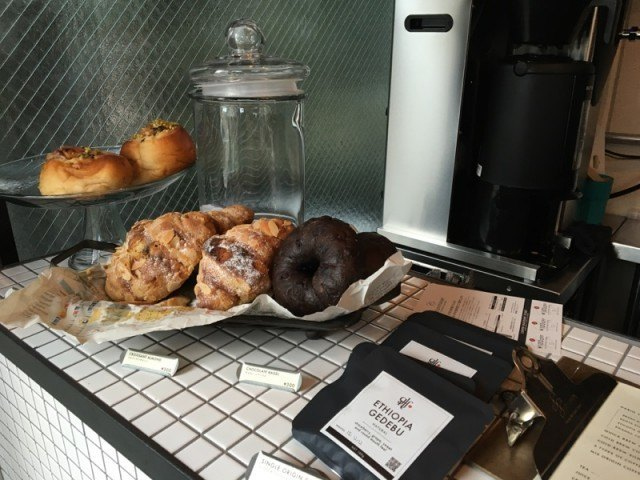 COUNTERPART COFFEE GALLERY_food