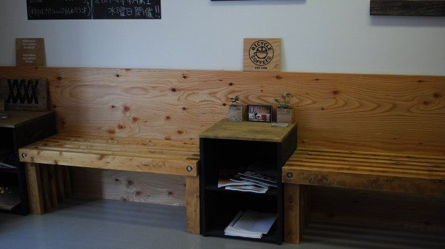 URTRA BICYCLE COFFEE_interior1